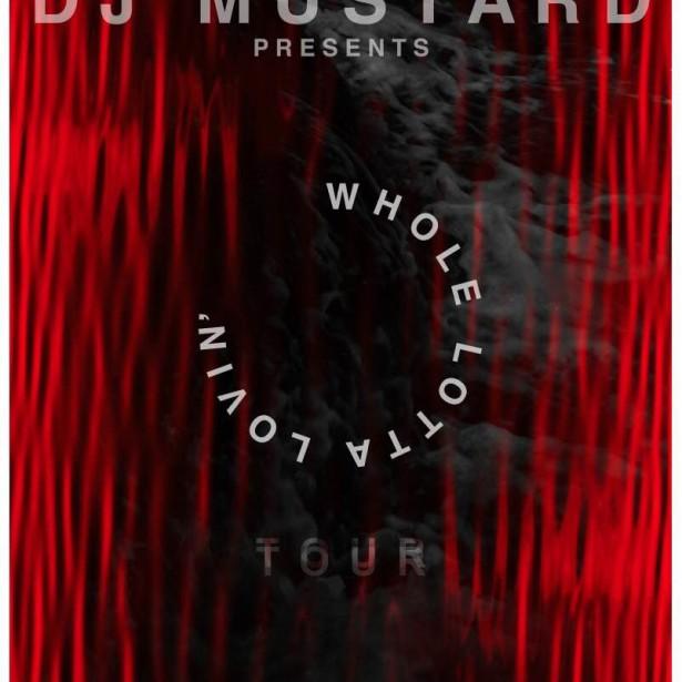 DJ MUSTARD largest