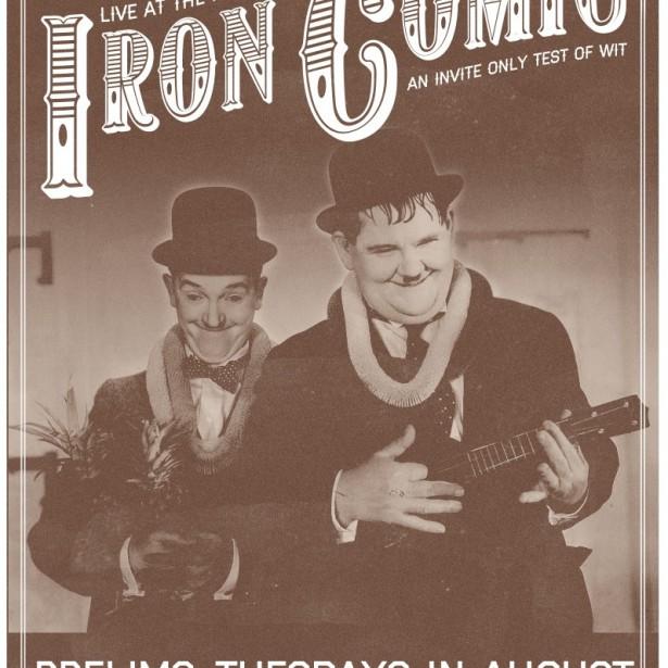 iron comic