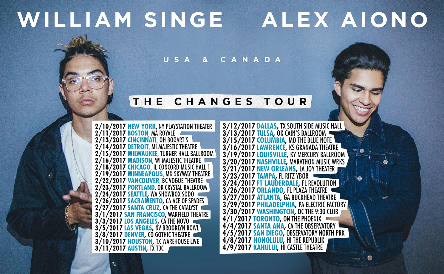William Singe Alex Aiono